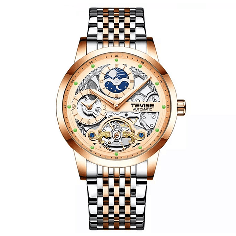 Grand Tourbillon 22 Jewels Gold Rose