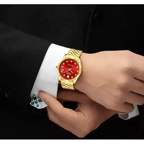 Perpetual Red-Gold