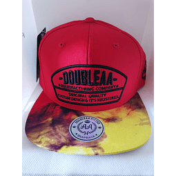 Snapback Company Red Space