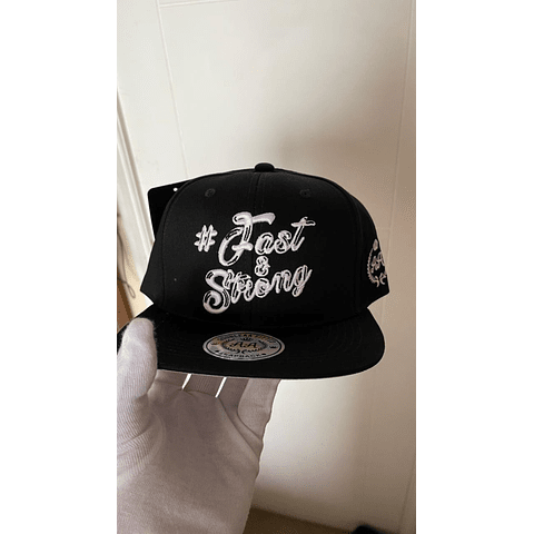 Snapback Fast and Strong