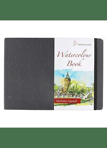 Hahnemühle Watercolour Book - Sketchbook Horizontal; A4 21 x 29,7 cm, 30 Hojas, 200 g/m2