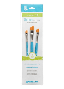 Princeton Select Artiste - Set 3 Pinceles Value Set 12