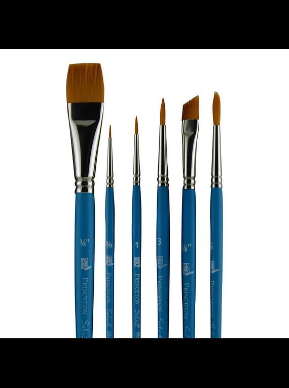 Princeton Select Artiste - Set 6 Pinceles Value Set 21