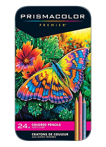 Prismacolor Premier - Set de 24 Lápices de Colores