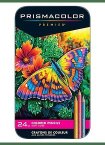 Prismacolor Premier - Set de 24 Lápices de Colores