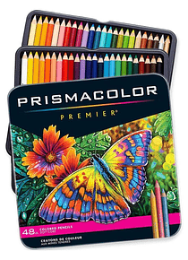 Prismacolor Premier - Set de 48 Lápices de Colores