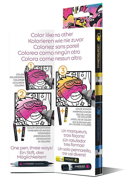 Chameleon Markers - Introductory Kit