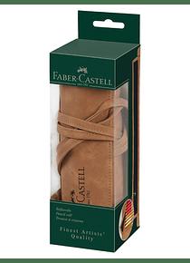 Faber-Castell - Estuche Enrollable Vacio para 45 Lápices