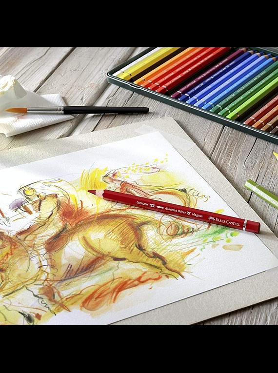 Faber-Castell Albrecht Durer Magnus - Set 12 Lápices Acuarelables (Watercolor)