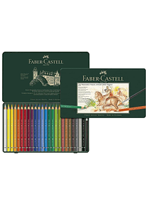Faber-Castell Albrecht Durer Magnus - Set 24 Lápices Acuarelables (Watercolor)
