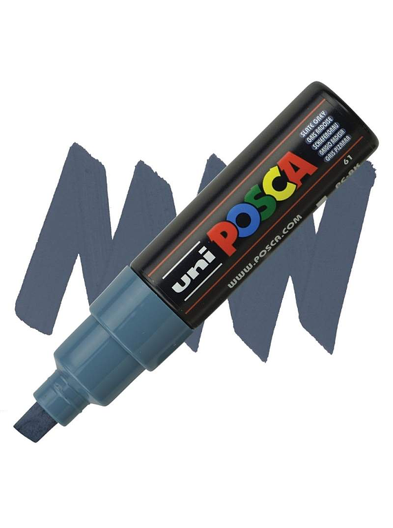 Uni Posca PC-8K - Marcadores Anchos (34 Colores Disponibles)