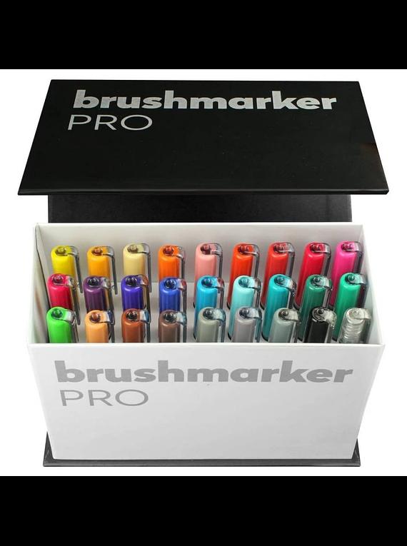 Karin BrushMarker Pro - Set 26 Marcadores Mini Box