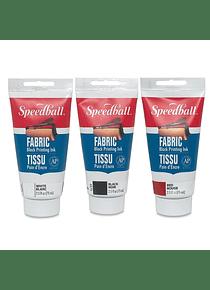 Speedball Fabric - Tinta para Tela y Papel 75 ml Varios Colores