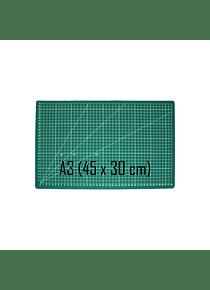 Base de Corte A3 (45 x 30 cm) Color Verde
