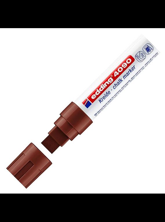 Edding 4090 - Marcador de Tiza Líquida ( 15 mm )