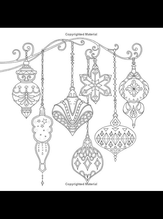 Johanna's Christmas - Johanna Basford