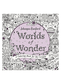 Worlds of Wonder - Johanna Basford