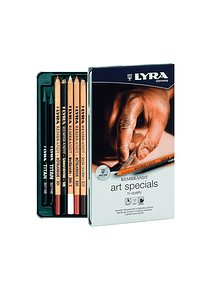 Lyra Rembrandt - Kit Lápices para Bocetos Art Specials