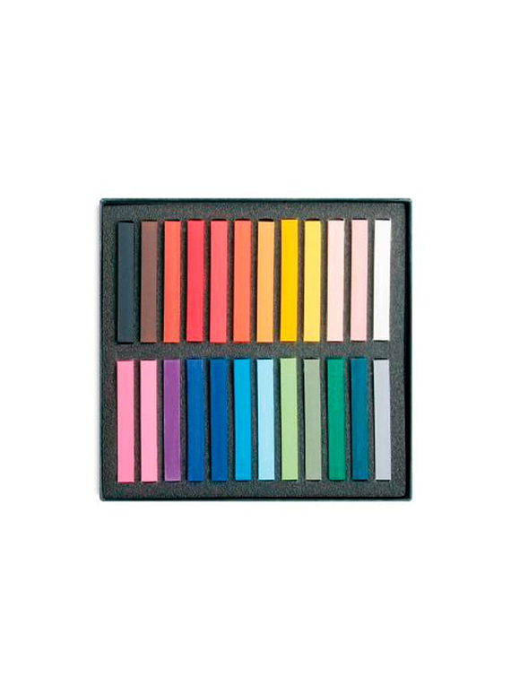 Lyra Polycrayons - Set 24 Pasteles Blandos