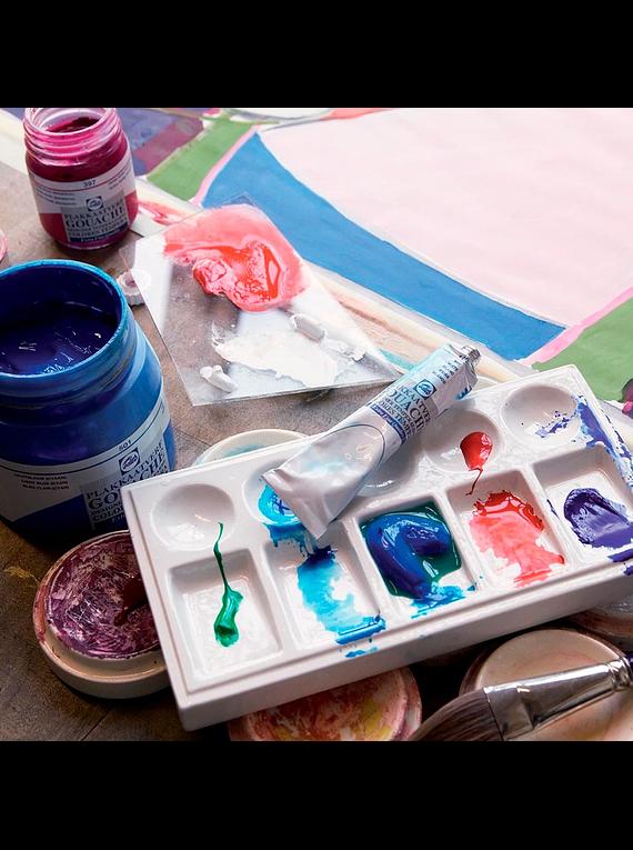 Royal Talens Mixing Colours - Set 8 Pinturas Gouache; Tubos 20 ml