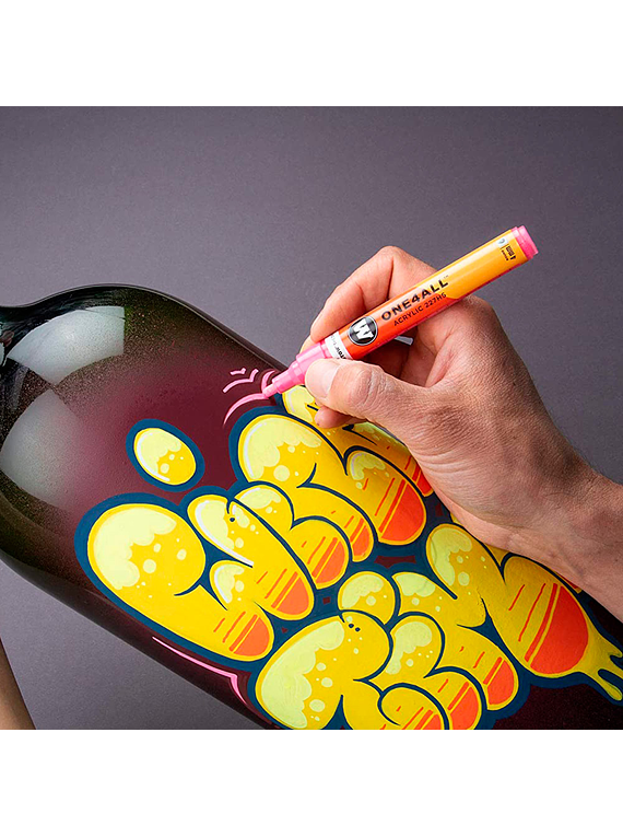 Molotow One4All - Set 6 Marcadores 227HS 4 mm Character