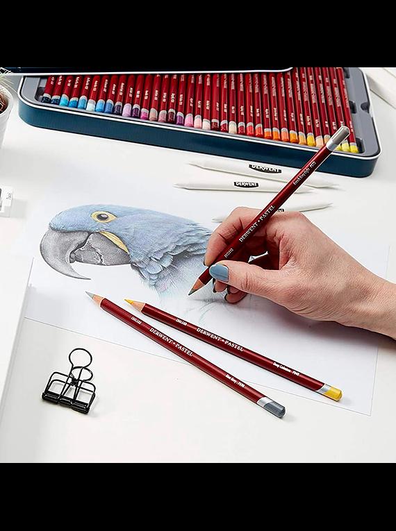 Derwent Pastel Pencils - Set 24 Lápices de Colores