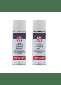 Talens - Barniz Acrílico Spray 400 ml
