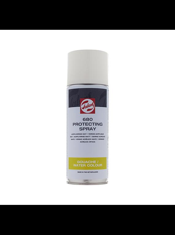 Talens - Spray Protector para Acuarela y Gouache 680
