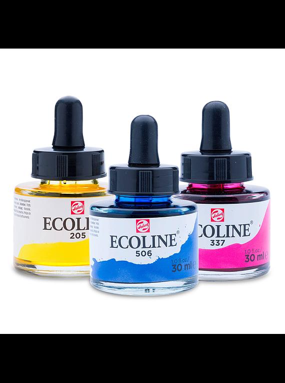 Ecoline - Acuarela Líquida 30 ml con Gotero