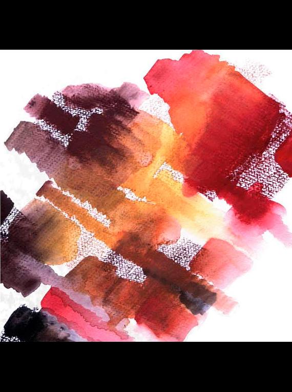 Viarco ArtGraf - Set 6 Pastillas Grafito Acuarelable Tailor Shape Earth Colors