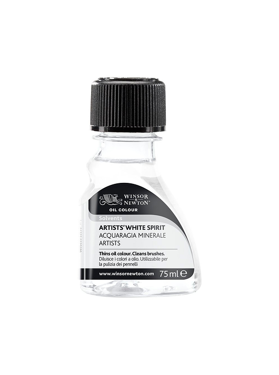 Winsor & Newton Solvents - White Spirit