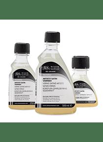 Winsor & Newton Oil Colour - Barniz Satinado Botella
