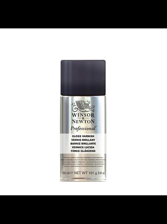 Winsor & Newton Professional - Barniz Brillante Spray
