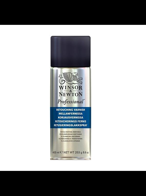 Winsor & Newton Professional - Barniz para Retoques Spray
