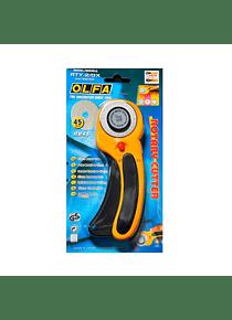 Olfa - Cortador Circular Doble Seguro 45 mm RTY-2/DX