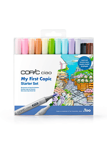 Copic Ciao - Kit Marcadores My First Copic