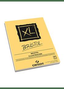 Canson XL - Croquera Bristol, A3 29,7 x 42 cm, 50 Hojas, 180 gr/m2