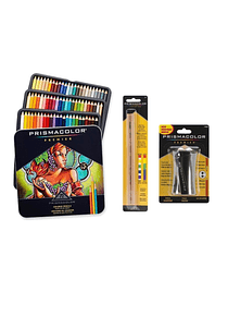 Pack Dibu Prismacolor - AVANZADO MIX