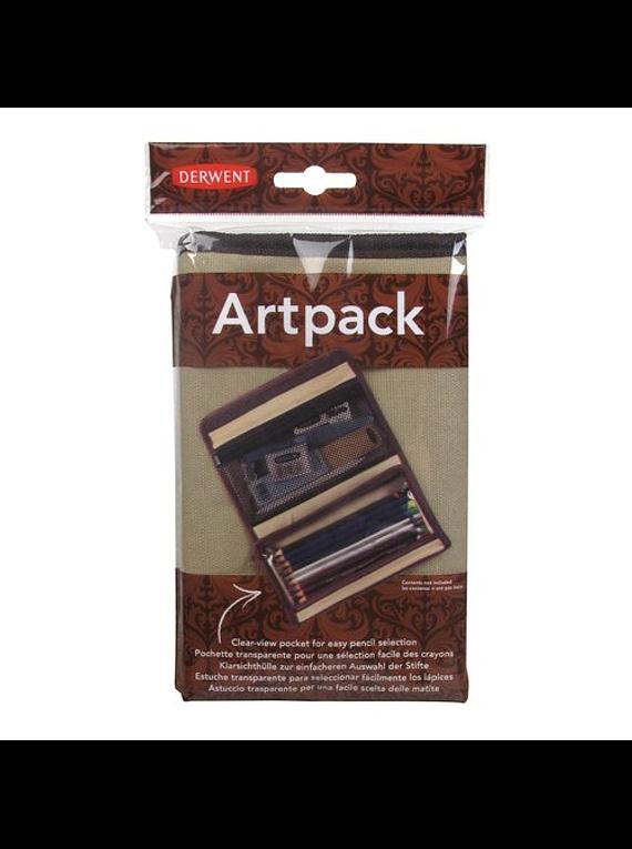 Derwent - Estuche Portátil Artpack