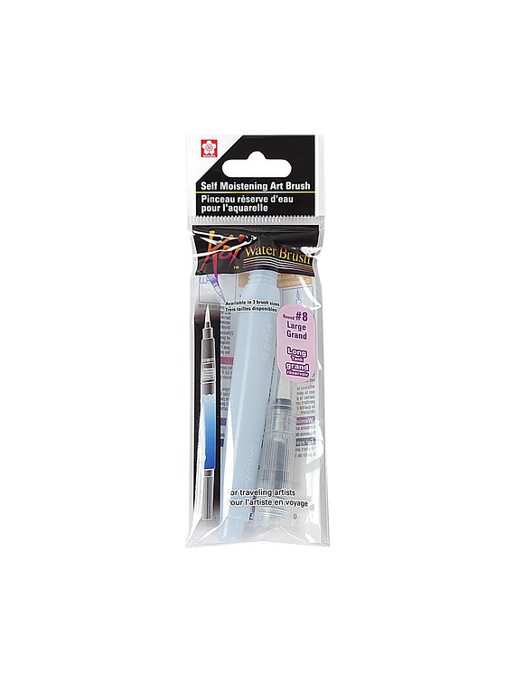 Sakura Koi Water Brush - Pincel de Agua 9 ml; Punta Grande 8