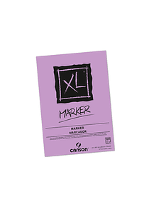 Canson XL - Pad Marker, A3 29,7 x 42 cm, 100 Hojas, 70 gr/m2