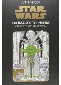 Disney Art of Coloring - Libro para Colorear; Star Wars, 100 Imágenes