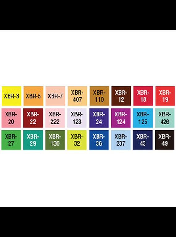 Sakura Koi - Set 24 Marcadores Coloring Brush Pens