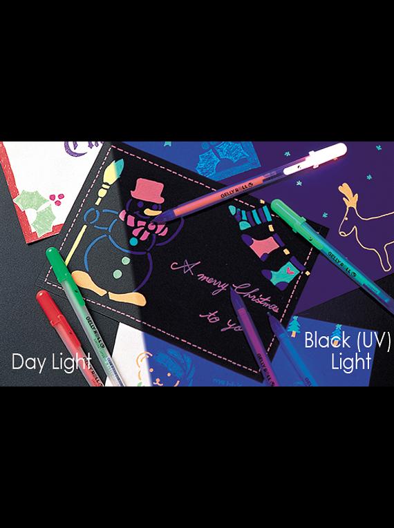 Sakura Gelly Roll - Set 12 Lápices Tinta Gel, Moonlight and White
