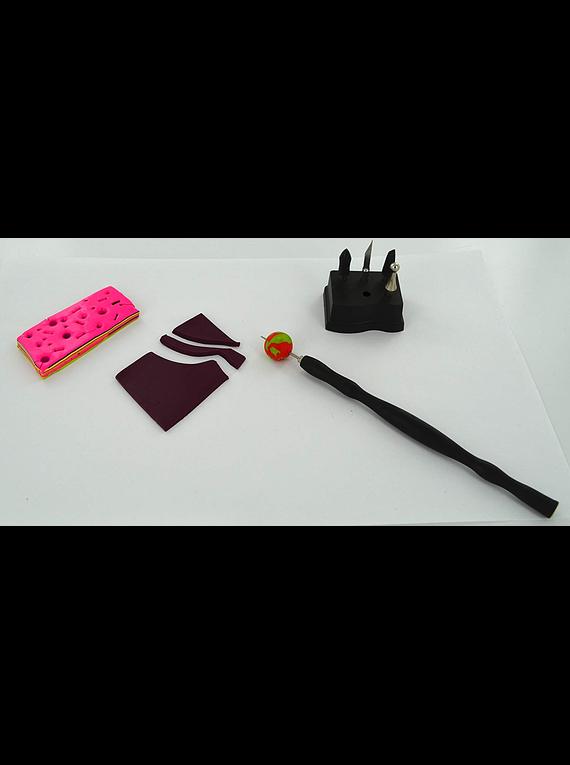 Sculpey - Kit Herramientas para Arcilla 5 en 1