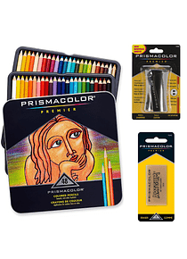 Pack Dibu Prismacolor - INTERMEDIO