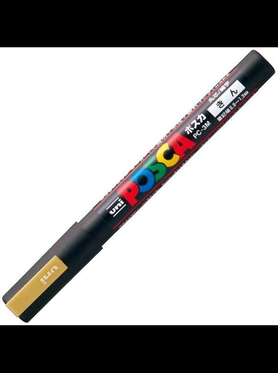 Uni Posca - Marcadores Unidad PC-5M Medios (Colores Clásicos)