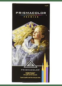 Prismacolor Premier - Set 12 Lápices de Colores Verithin