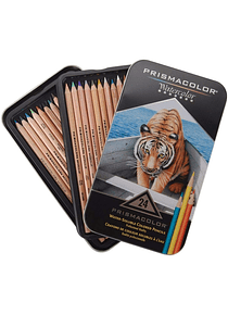 Prismacolor Premier - Set 24 Lápices de Colores Watercolor Acuarelables