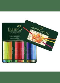 Faber Castell Polychromos - Set 60 Lápices de Colores
